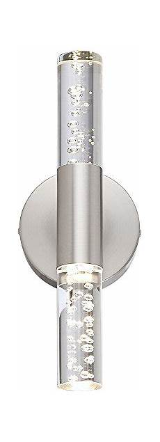 natalya bubble acrylic tube 13 quot high led wall sconce buy online in uae products in the uae