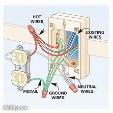 how to add outlets easily with surface wiring home