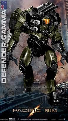 Jäger - defender gamma custom pacific wiki fandom powered