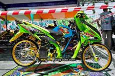 Modifikasi Stiker Motor Vario Techno 125 by 52 Modifikasi Vario 150 Jari Jari Esp Techno 125 Cbs Dan