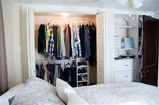 Storage Ideas Bedroom With No Closets