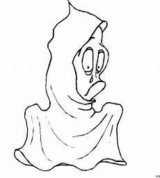 Gespenst Malvorlagen Gratis Aengstliches Gespenst Ausmalbild Malvorlage Phantasie
