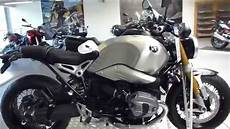 2016 bmw r ninet special edition brushed aluminium