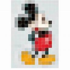 mickey pixel disney mickey mouse pixel