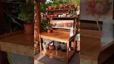 unser diy outdoor pflanztisch our own diy outdoor