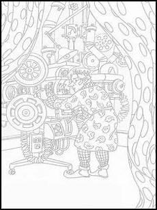 zauberer malvorlagen novel der zauberer oz 15 ausmalbilder f 252 r kinder