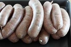 charcutepalooza june challenge cheddar sherry sausages one vanilla bean