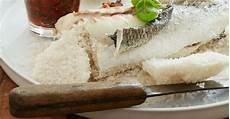 Fish In Salt Crust Recipe Eat Smarter Usa