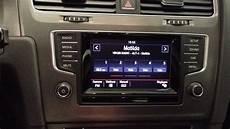 golf 7 radio nouvelle golf 7 coccicar pr 233 sentation radio