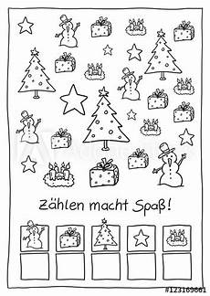 Weihnachten Ausmalbild Zahlen Ausmalbild Z 228 Hlen Weihnachten Kaufen Sie Diese