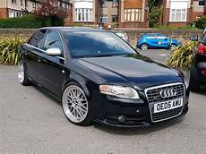 2005 audi s4 b7 4 2 v8 quattro auto 4 door black modified bbs alloys lowered f s h mot