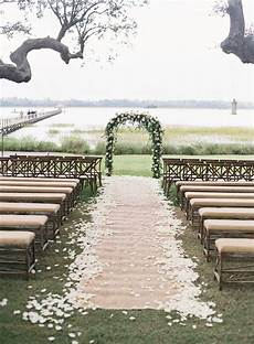 Outdoor Wedding Aisle Runner