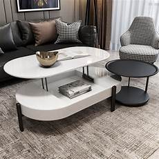 oval coffee tables with storage lift top storage coffee table and side table set modern