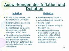 inflation und deflation ausbildung und beruf 1 die berufsausbildung ppt