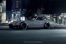 Round 2  Keith Rosss 1977 Datsun 280Z StanceWorks 日産