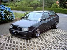 vw polo 86c 2f coupe green polo85 tuning community