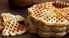 homemade waffles recipe youtube