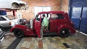 Chrysler Plymouth 1935 Com Motor V8  YouTube