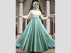 Elegant Hijab styles With Dresses 2016 17   HijabiWorld
