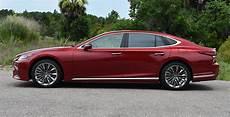 2019 lexus ls 500 review test drive