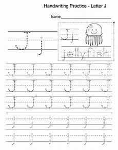 worksheets for letter j in preschool 23607 free printable letter j worksheets for kindergarten preschool