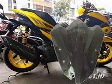 Variasi Motor Aerox 155 by Jual Aksesoris Keren Motor Yamaha Aerox 155 Vva Visor