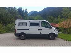 Opel Movano Wohnwagen Mobile Kastenwagen In M 252 Nchen