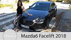 mazda6 exclusive line 2018 mazda6 kombi skyactiv g 165 sports line inkl plus