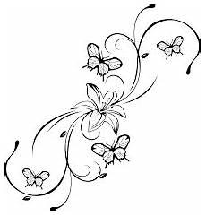 Ausmalbilder Blumen Schmetterlinge Bildergebnis F 252 R Malvorlage Blume Mit Schmetterling
