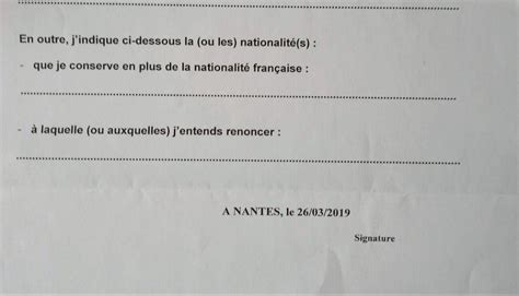 Applying For French Citizenship
