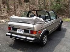 best car repair manuals 1985 volkswagen cabriolet security system buy used 1985 cabriolet karmann classic in stafford virginia united states