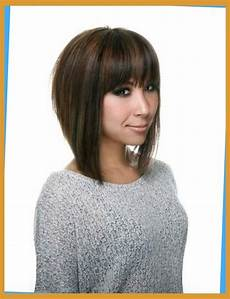 aline haircuts with bangs a line bob haircut with bangs love the cut hair pinterest with regard to aline bob with