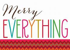 merry everything card holiday greeting cards by cardsdirect