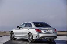Vorstellung Neue Mercedes C Klasse W205