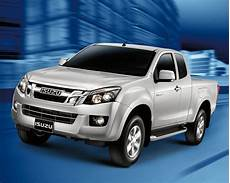 New Isuzu D Max Up Will Be Introduced In June 2012