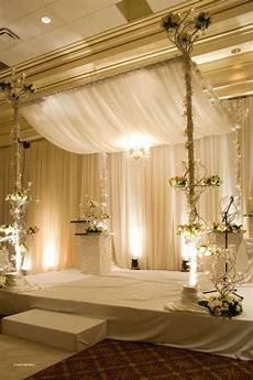 elegant american wedding stage decoration wedding ideas