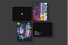 free ipad pro 2018 mockup uistore design