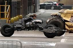 Dark Knight Rises Batpod Motorcycle  Whips Bikes