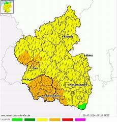Wetterradar Rheinland Pfalz - nach unwetter in nrw auch in rlp regnet es teils heftig