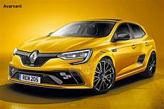 new renault megane rs 2017 renaultsport hatch turns up