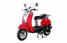 Vespa Style Scooter 50cc