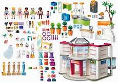 Playmobil Ausmalbilder Shopping Center Playmobil Shopping Mall Pered Presents