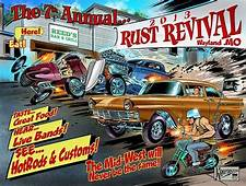 Jeff Norwell Hot Rod Artist Extraordinaire Photo HEAD