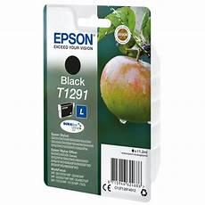 Cartouche D Encre Epson T129140 Pomme Noir