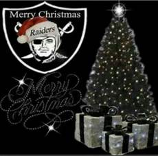 merry christmas nation and raiders pinterest