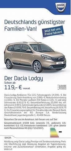 Aktionsangebote Dacia Autohaus D Hartmann Gmbh M 252 Nster