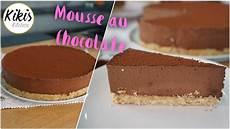backen ohne ei ohne backen mousse au chocolate torte so luftig und