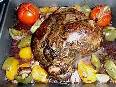 Lammkeule Mit Knochen - rezept backofen lammkeule rezept niedrigtemperatur