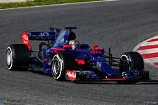 Carlos Sainz Jnr Toro Rosso Circuit De Catalunya 2017