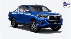 Nueva Toyota Hilux 2019 191 Se Parece A Tacoma